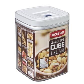 CURVER GRAND CHEF CUBE TÁROLÓ 1,3L